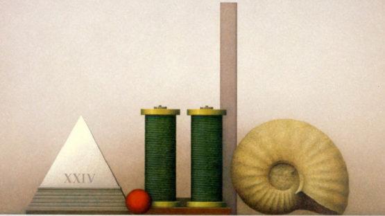 Friedrich Meckseper - Stilleben, detail - image courtesy of the artist