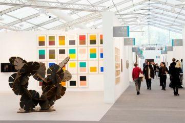 Highlights of Artprice's Contemporary Art Market Report 2017