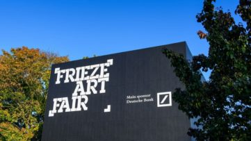 Frieze Art Fair London 2016