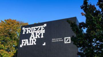 Frieze Art Fair London 2016