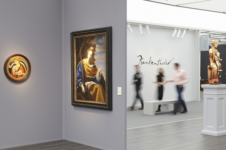 Frieze Masters 2014 - Photograph by Stephen Wells 4