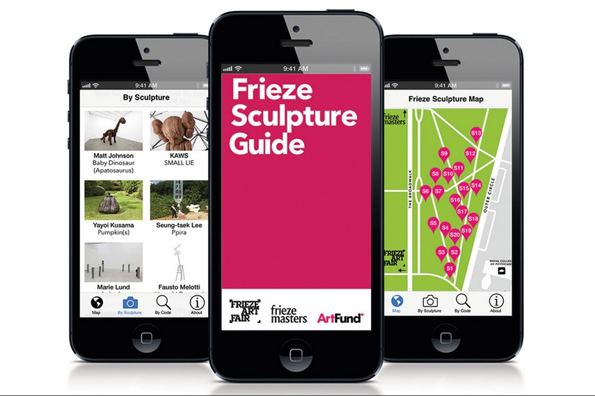 Frieze Park gallery 2013 2014 programme contact october