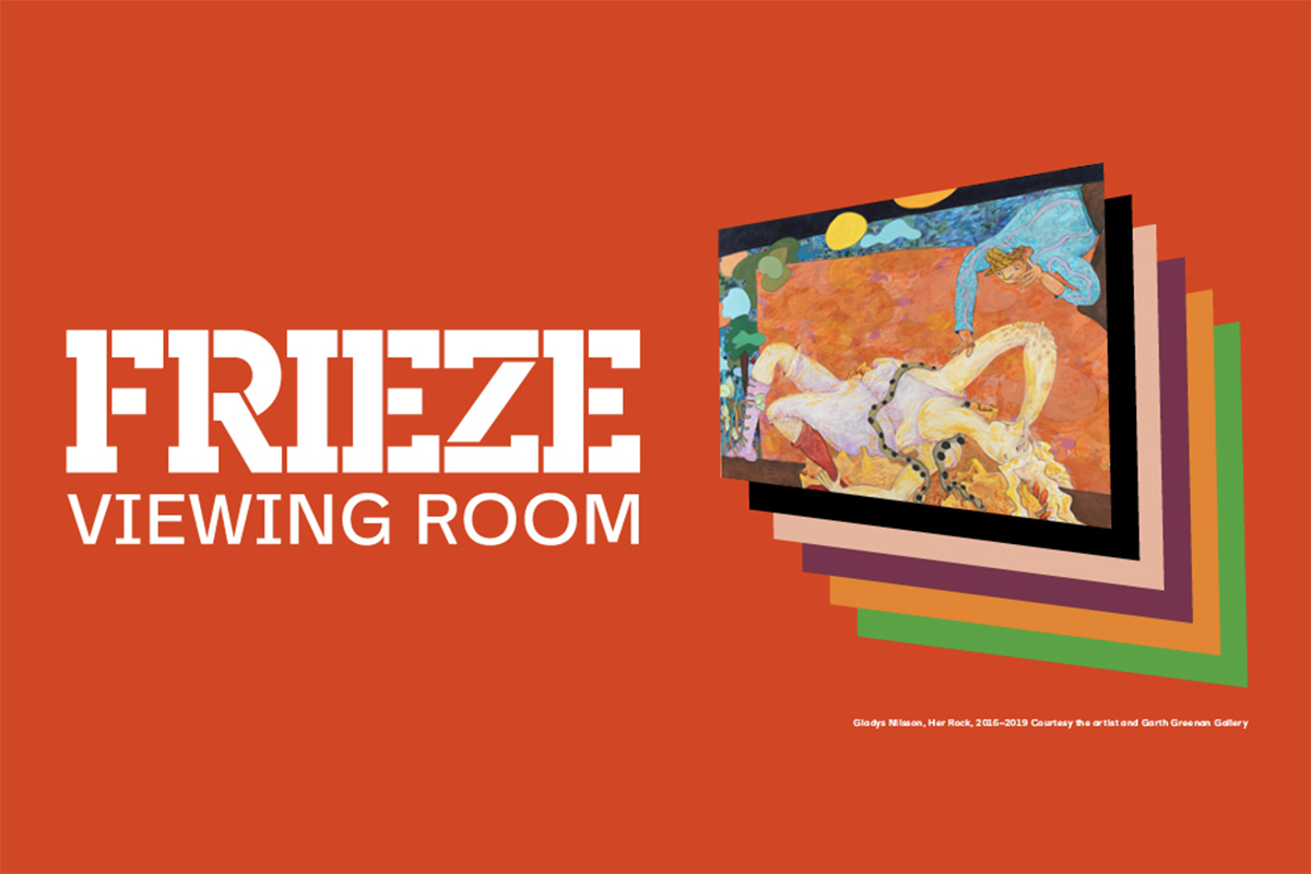 Frieze Viewing Room New York 2020