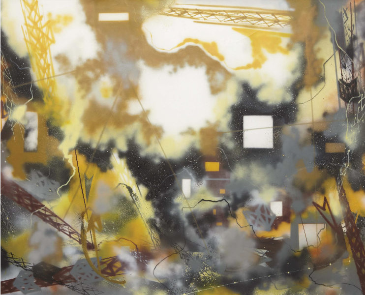 Futura-Black Fog-1990