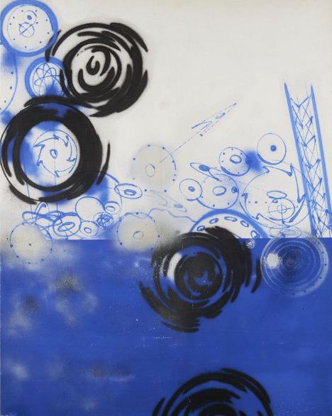 Futura-Blue Division-1989