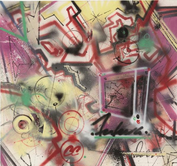 Futura-Grammatical Error-1985