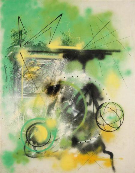 Futura-Green arrow-1984