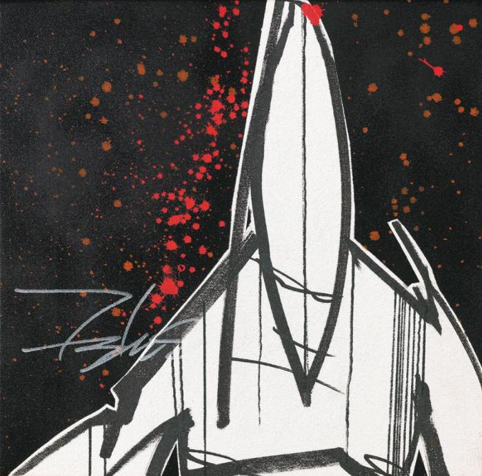 Futura-Pointman Black-2007
