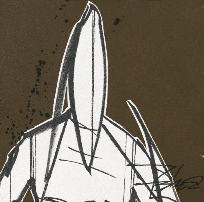 Futura-Pointman Olive-2007