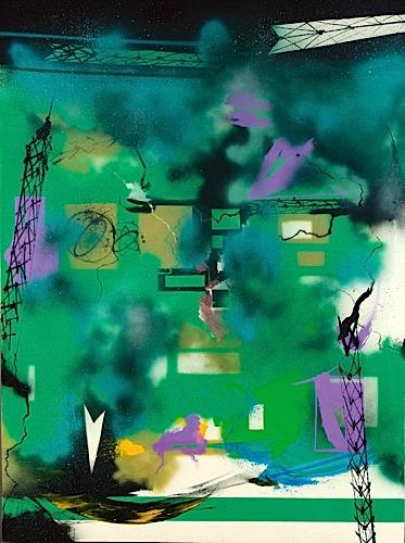 Futura-Project Jupiter-1990