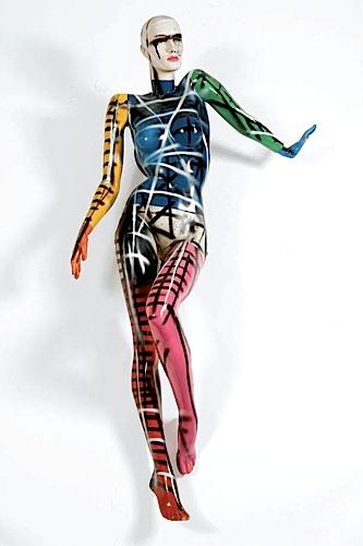 Futura-Sans Titre, Mannequin-