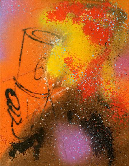 Futura-Sans Titre No.1-1985