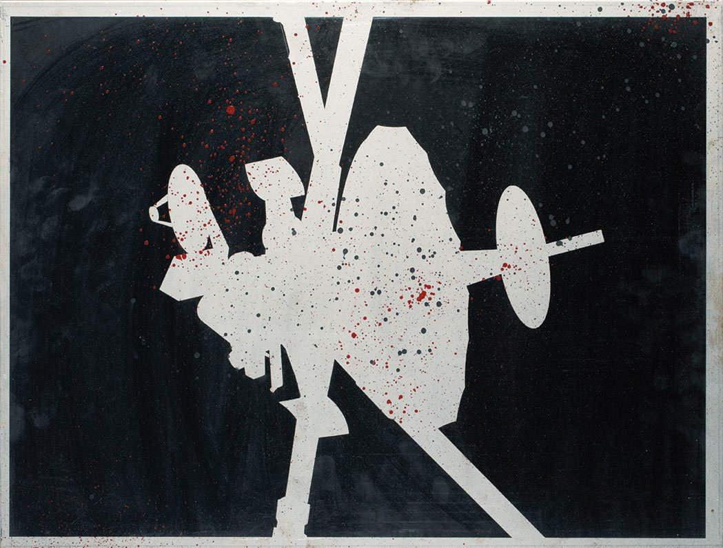 Futura-Untitled (Satellite)-