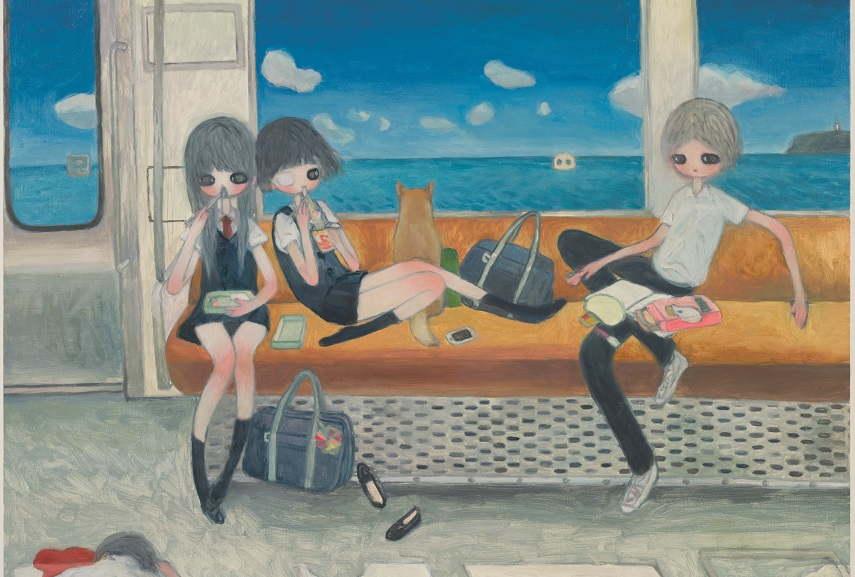 Aya Takano art.