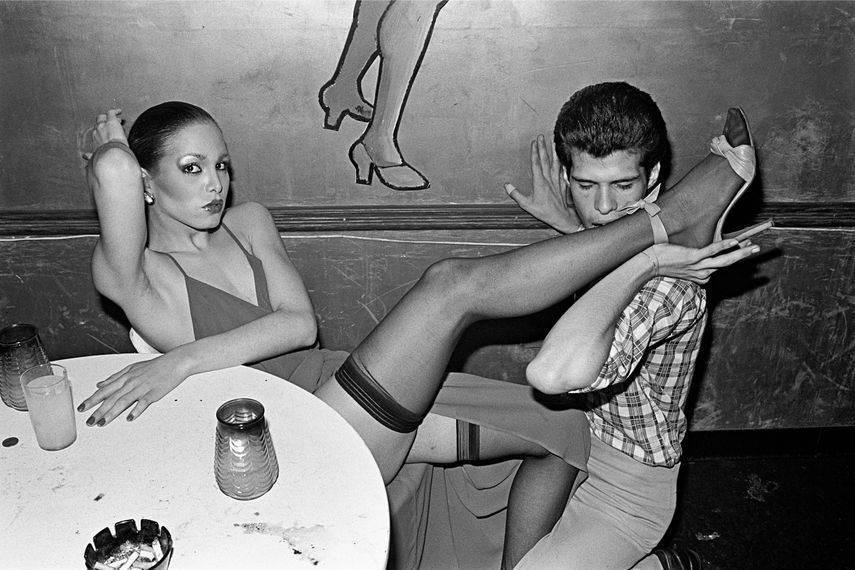 GGs Barnum Room, Ava #2, 1979 museum new york city