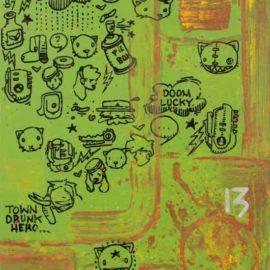 Gabriel Combs-Needle Damage-2009