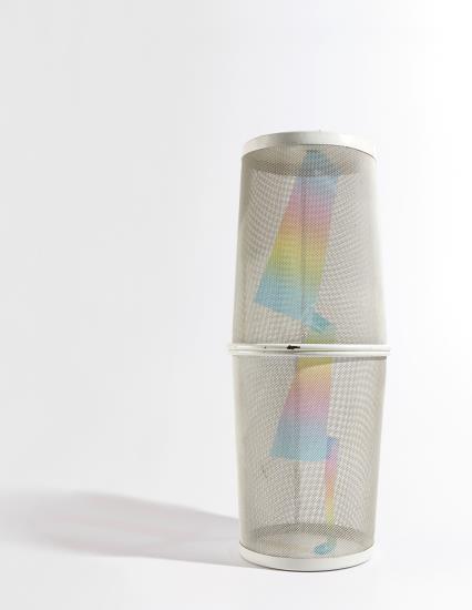 Gabriel Kuri-Hanging Rainbow-2006