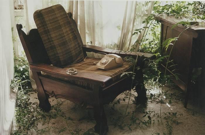 Gabriel Orozco-La Oficina (The Office)-1999