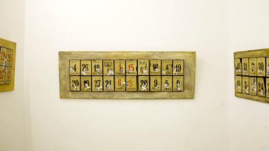 Gabriel Perez Raventos - Untitled (Detail), 2010