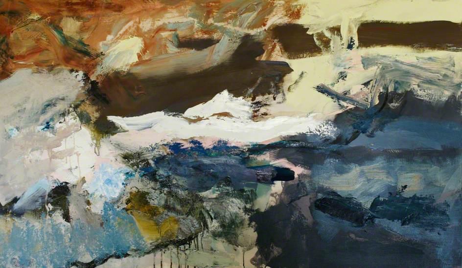 Gail Harvey - Shoreline