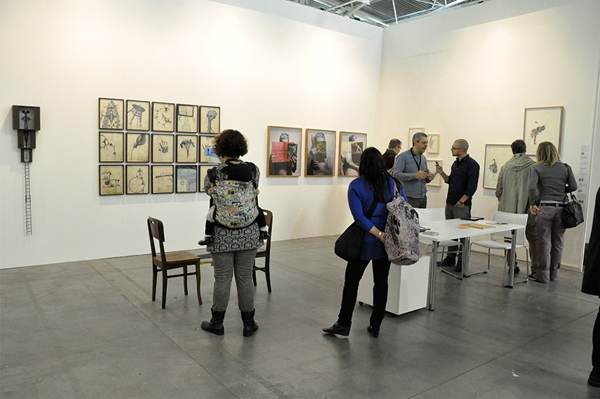 Galeria Central De Arte Brazil at Artissima 2015