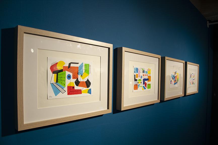 Galeria Manuel Ojeda Urvanity Art 2020 Madrid