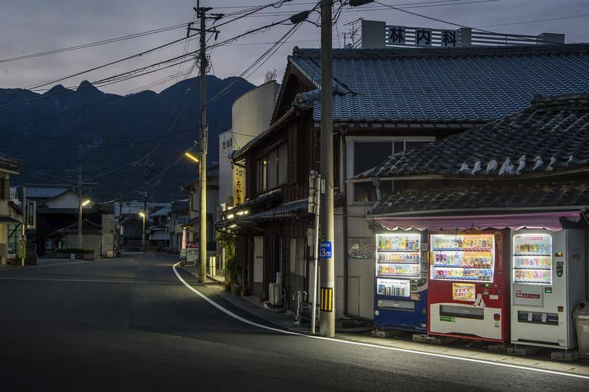 Eijiohashi Shimabara - City Nagasaki, 2016