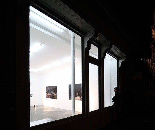 Galerie Cedric Bacqueville