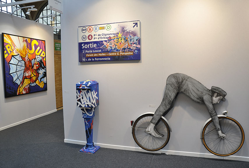 Galerie Geraldine Zberro