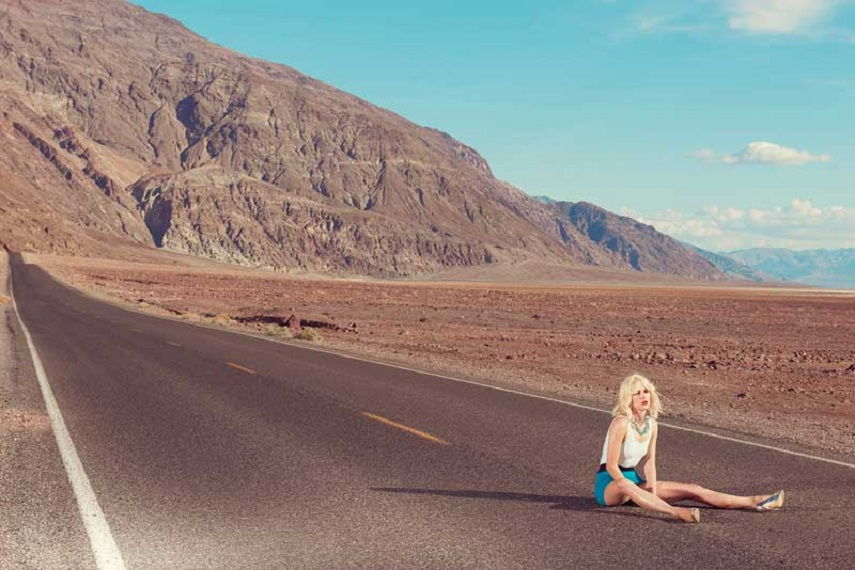 Kourtney Roy - Enter as fiction, 2015