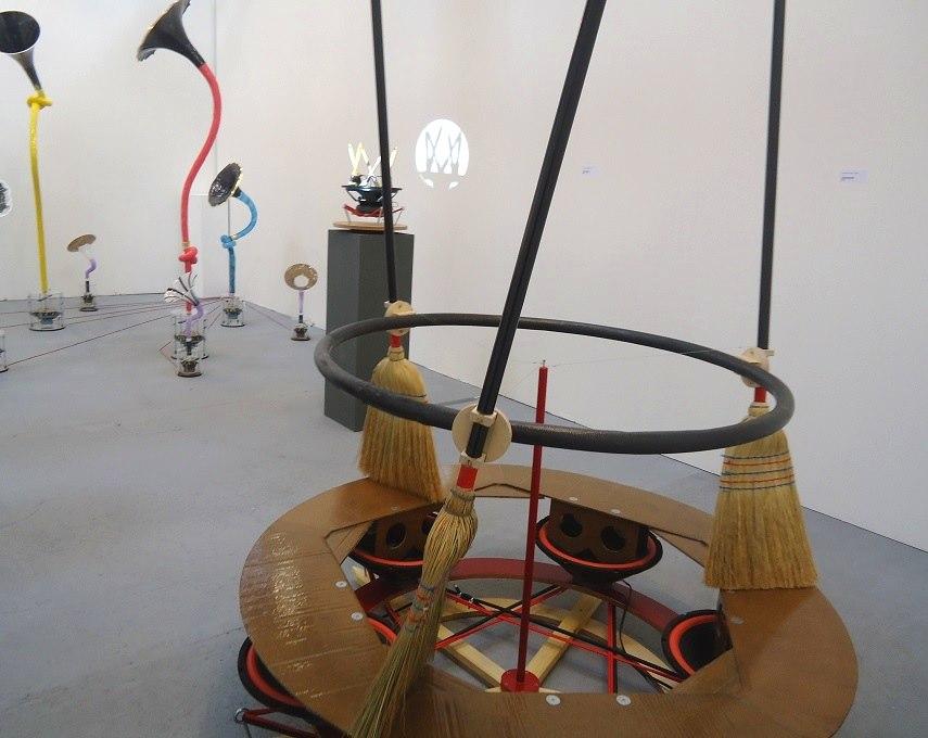 Galleria Mazzoli, artefiera 2016