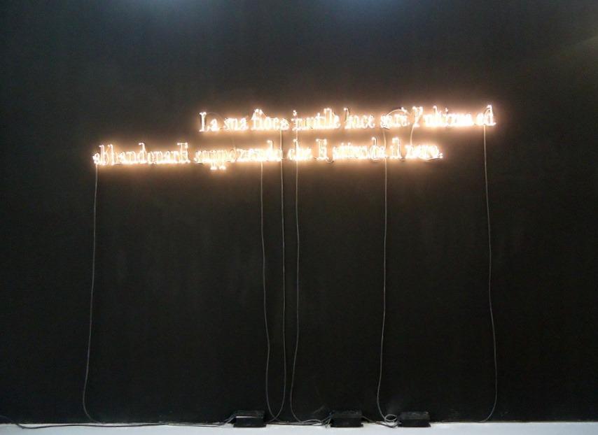 Galleria Rumma - Joseph Kosuth