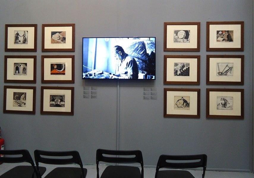 Galleria Russo, Mario Sironi, ph giada pellicari