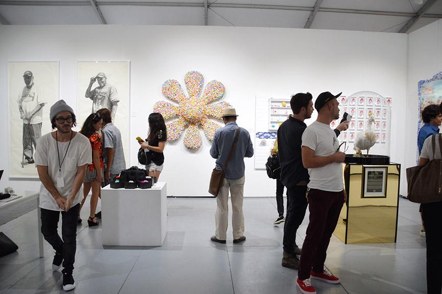 Gallery View of Evan Lurie Gallery (Indiana), Photo Credit Lisa Morales