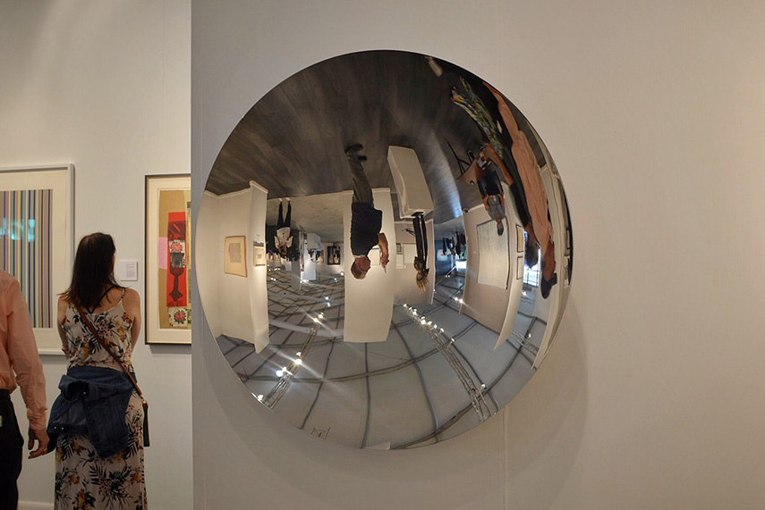 Gallery view of Archedus Post Modern and Untitled, 2006 by Anish Kapoor