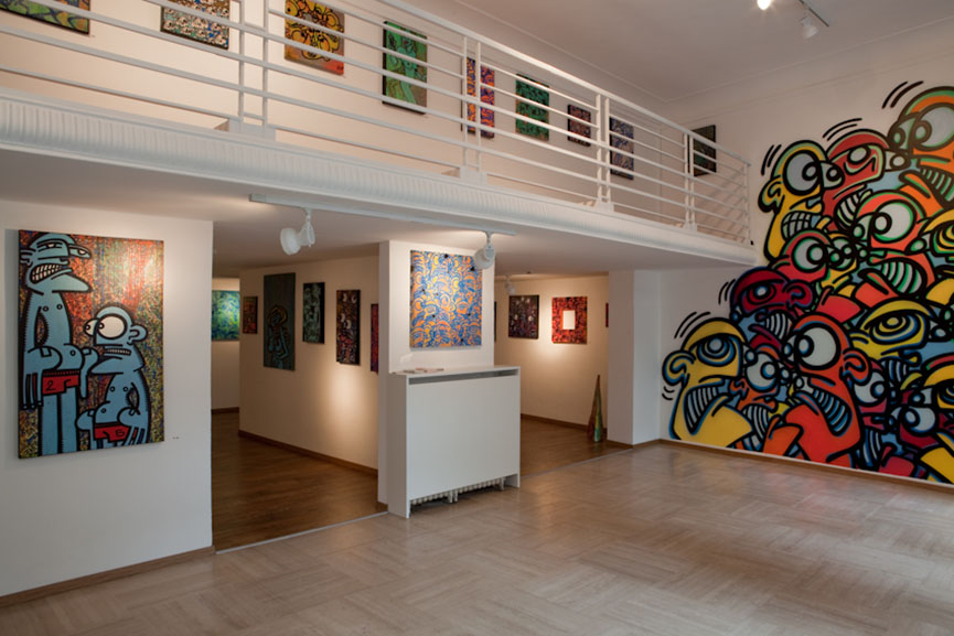 galo art gallery interview