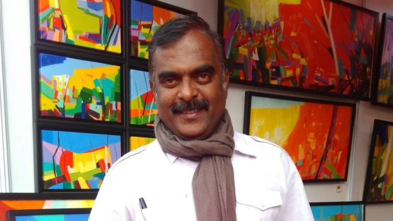 Ganesh Doddamani - portrait