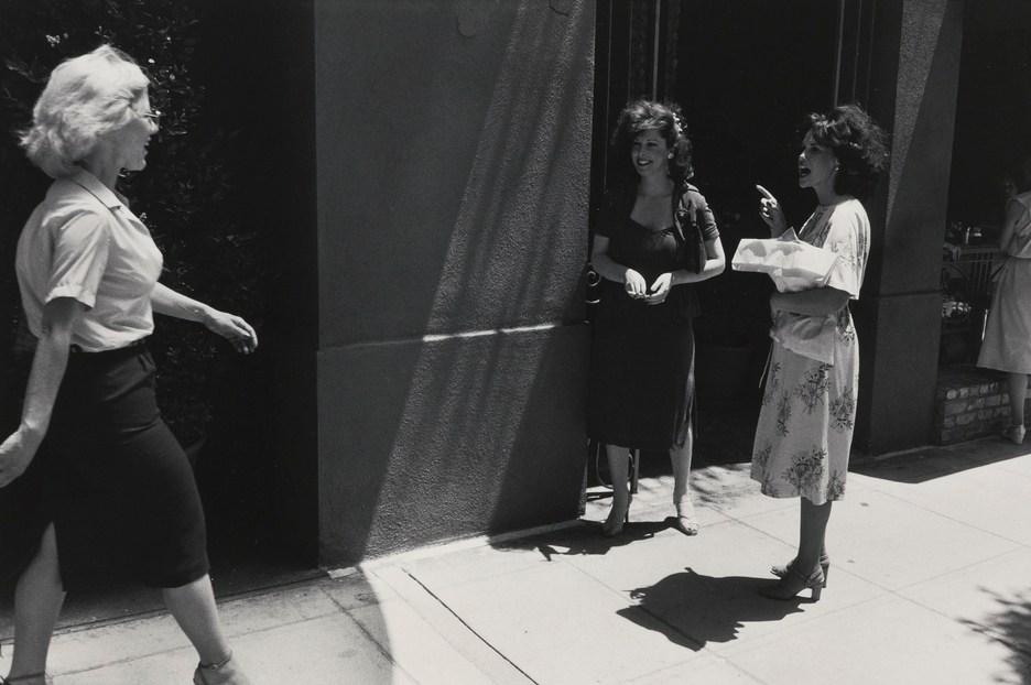Garry Winogrand-Beverly Hills, California-1980