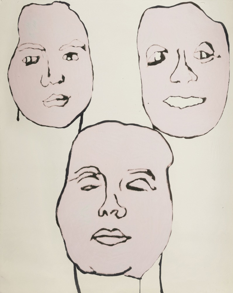 Gary Hume-Margaret'S Family-1993