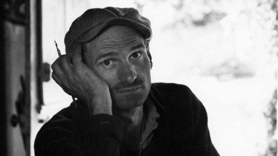 Gaston Chaissac portrait, 1952 - Photo Credits Robert Doisneau