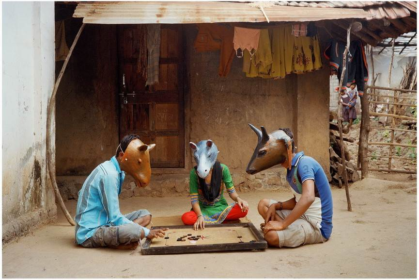 Gauri Gill - Untitled from Acts of Appearance