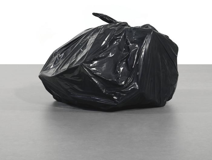 Gavin Turk-Bag 7-2001