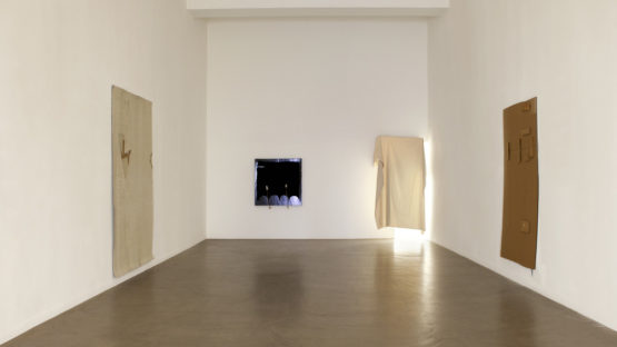 Gedi Sibony - As Told By Eons, Meyer Kainer, installation view, photo credits - Contemporary Daily