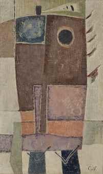 Geer Van Velde-Sans titre-1955