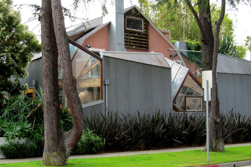 Gehry Residence, California