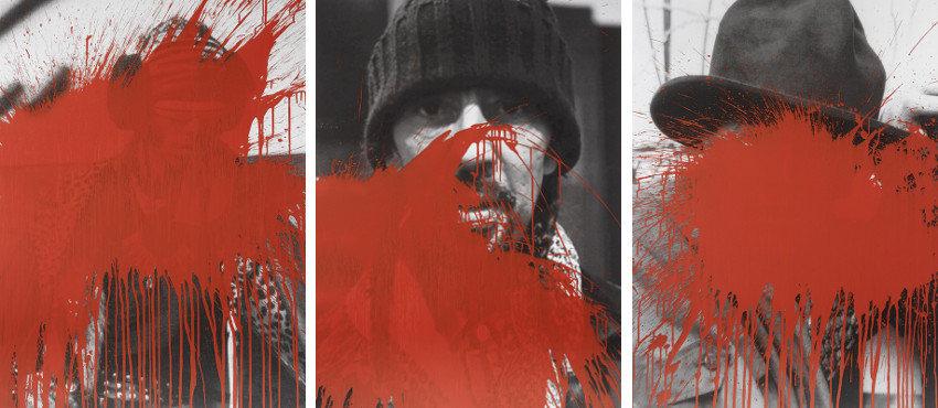Gen Atem - Rammellzee, 2013 - Futura, 2013 - Malcolm McLaren, 2013