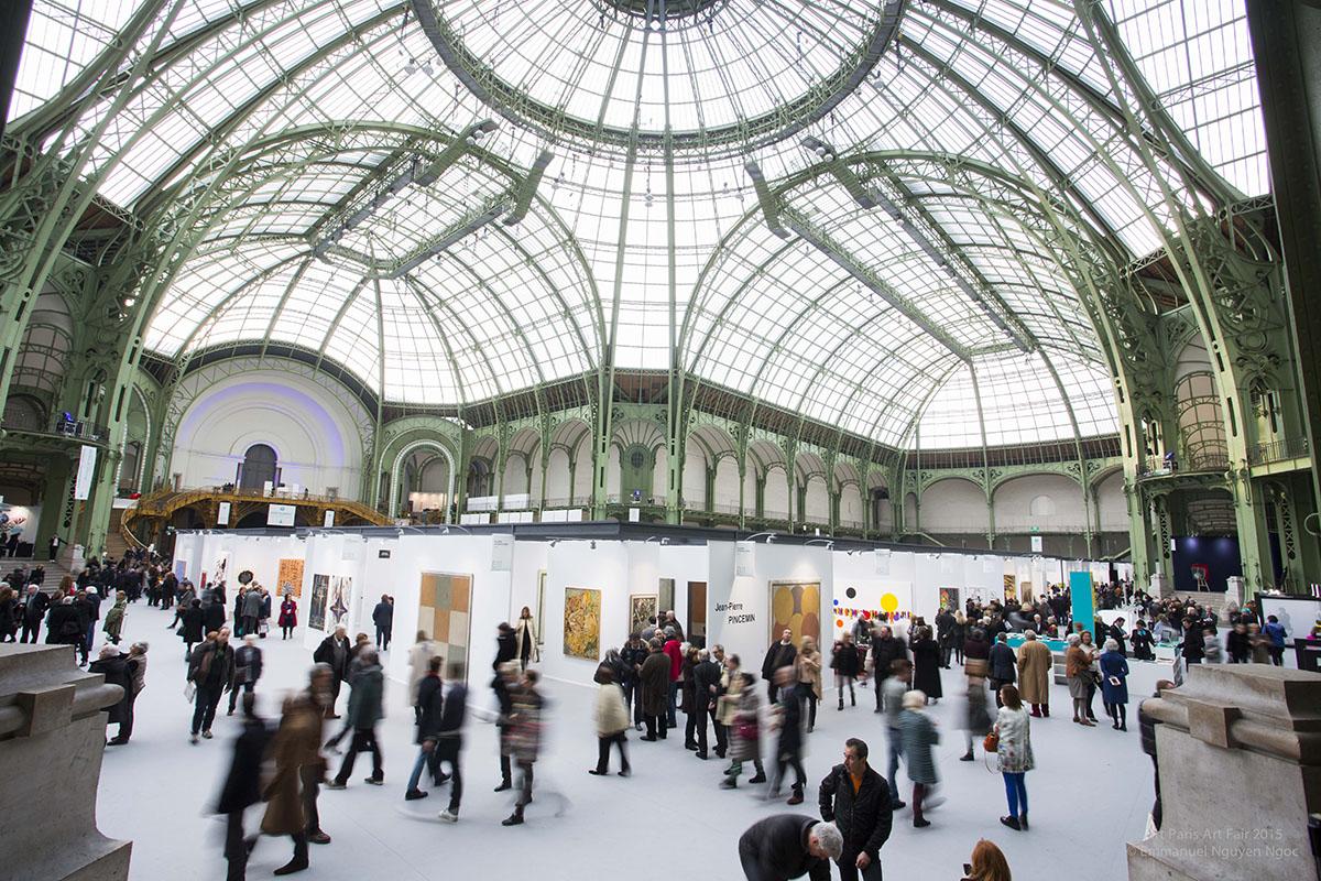 General Views, Art Paris Art Fair © Emmanuel Nguyen Ngoc, 2017