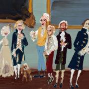 Genieve Figgis - A Social Portrait, 2014 (detail)