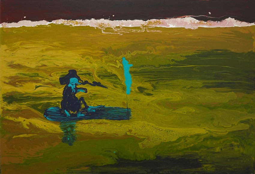 Genieve Figgis history of acrylic guide in 2016 includes story about privacy published on artsy
