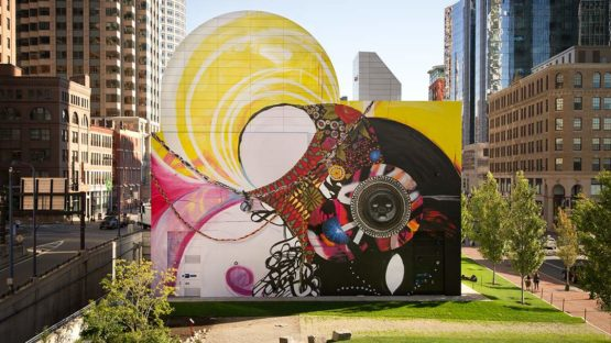 Geoff Hargadon - The Greenway Wall in Dewey Square - image via massvacation.com.jpg